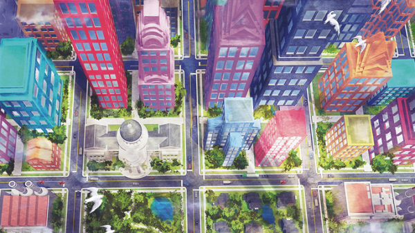 Create A Cosmopolitan Capital in Big City Anniversary Edition