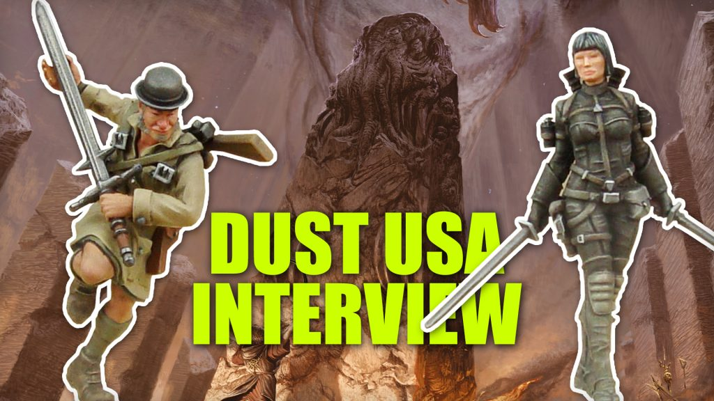 Ninjas and Mechs Coming to Tackle Cthulhu in Dust 1947