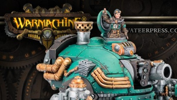 Privateer's Captain Eira Mackay & Vanguard Hit This Week For Warmachine