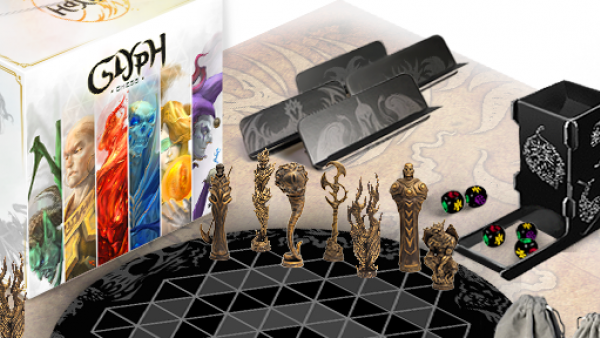 Wizarding Wins In Glyph Chess Now On Kickstarter