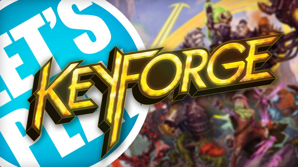 Let's Play: Keyforge