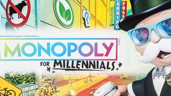 Hasbro Got Us Triggered AF In Monopoly For Millennials
