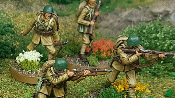 See The Expanding Kromlech Historical Range With Polish Soldiers