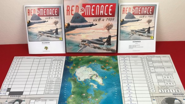 Red Menace 2nd Edition Now Available From Battlespace Games