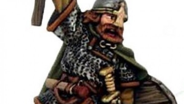 Footsore's Saxon Earls Marshal The Defences In 1066