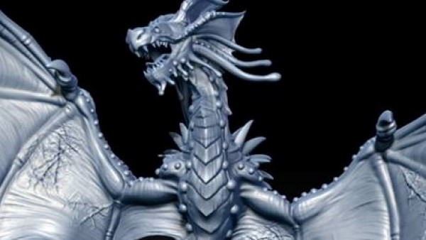 A Mighty Storm Dragon Takes Shape For AntiMatter Games' ShadowSea