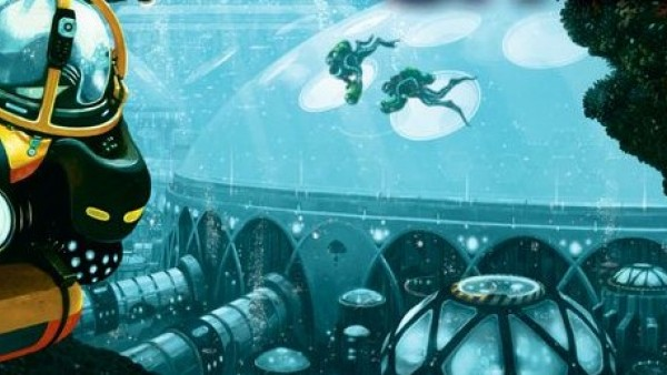 Build A Submerged Metropolis In Underwater Cities