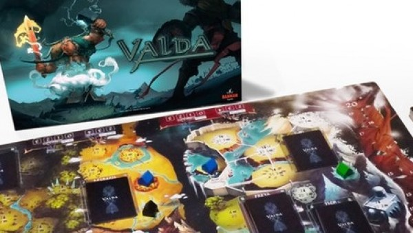 Ascend To Asgard In Viking Game Valda