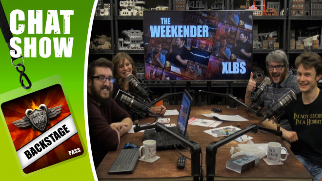 Weekender XLBS: Worldbuilding & Storytelling In Role-Playing Games