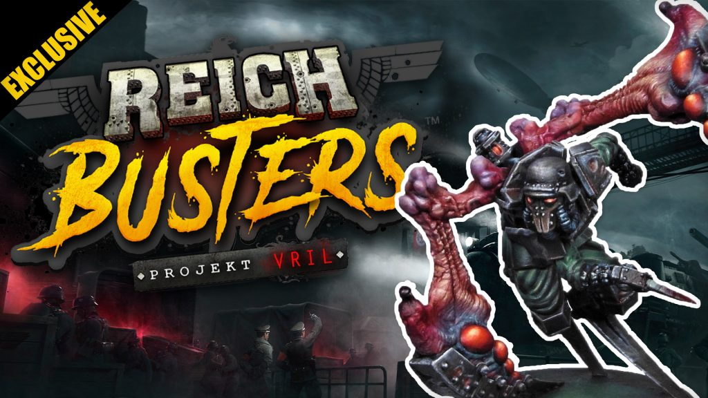 Exclusive! New Reichbusters Stretch Goals & More Revealed!
