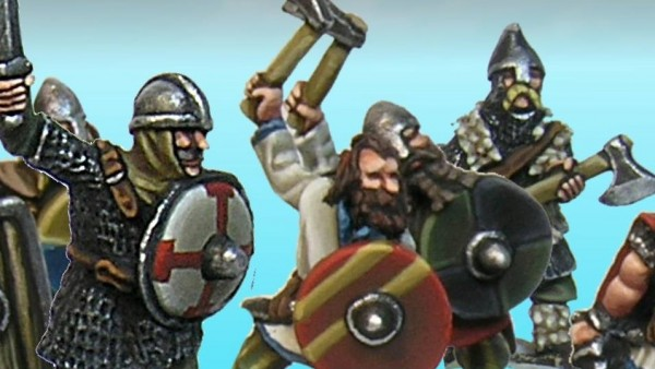 Forged In Battle Tease Upcoming 15mm War & Empire Dark Age Vikings