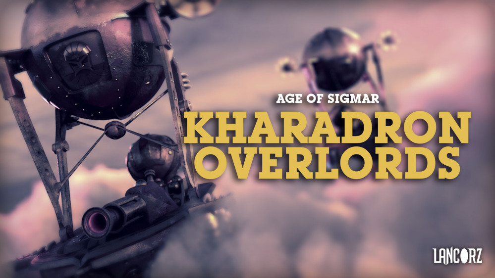 Building Age of Sigmar's Kharadron Overlords