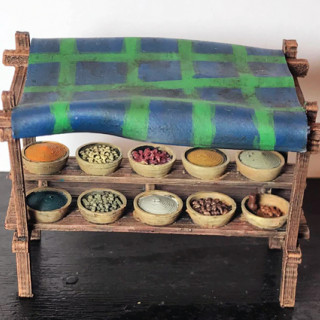 Market Stalls, Part Two,The Spice Stall