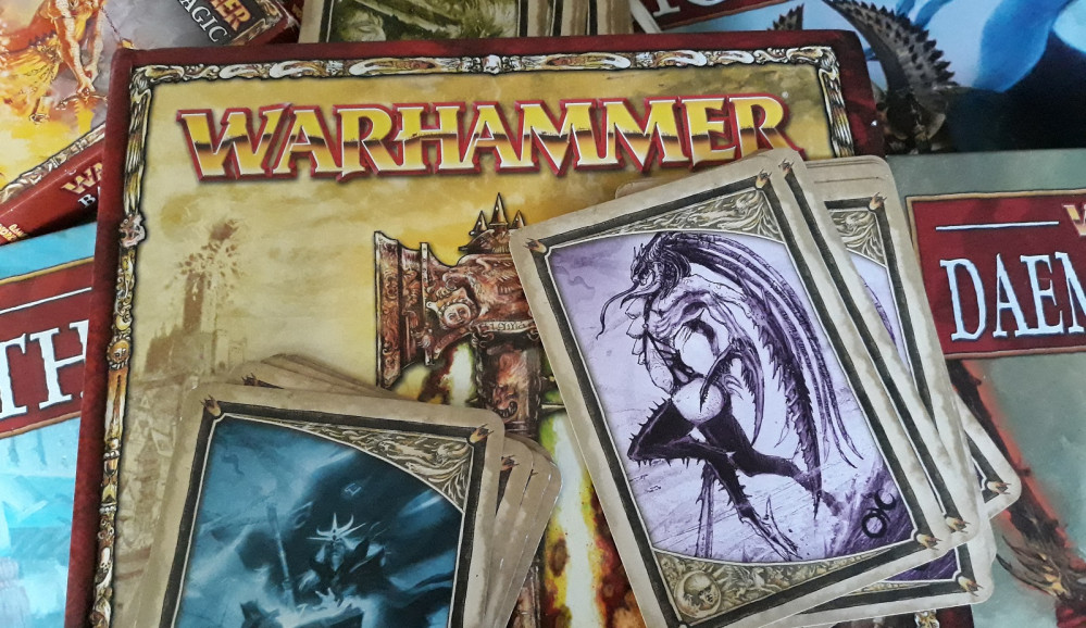 Warhammer Fantasy Revisited