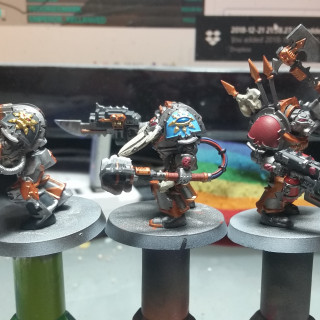 Chaos Terminators Progress Update 4