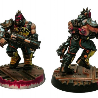 Goliath Gang - The Junghein Wreckers