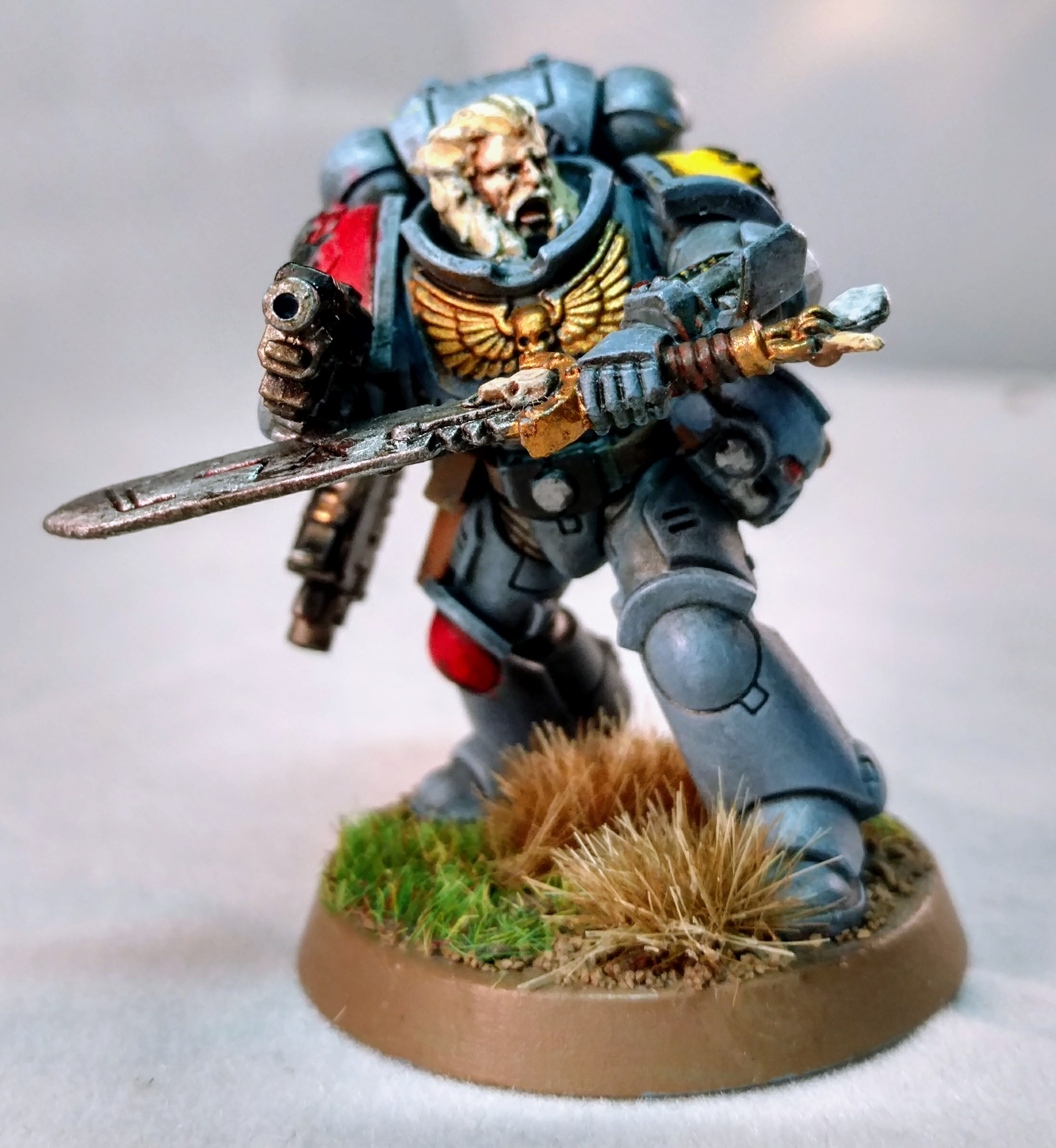 Erion's 40k Painting Mess – OnTableTop – Home of Beasts of War