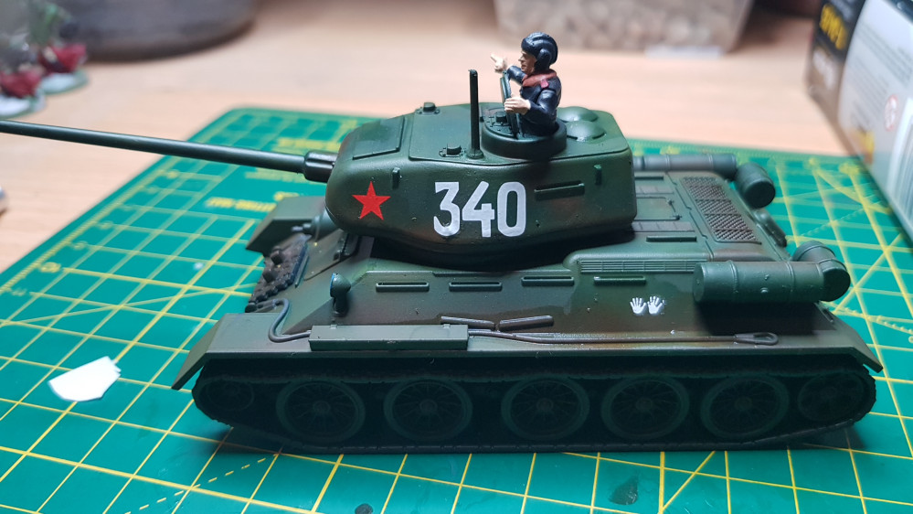 Baby's First T-34