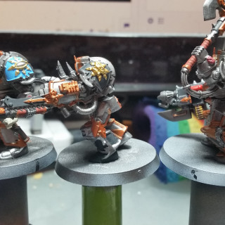 Chaos Terminators Progress Update 3