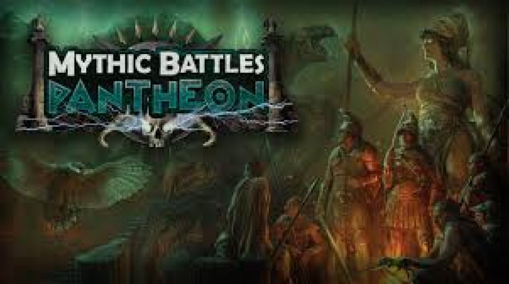 Resolution 2019: Mythic Battles Pantheon