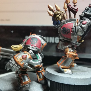 Chaos Terminators Progress Update 5