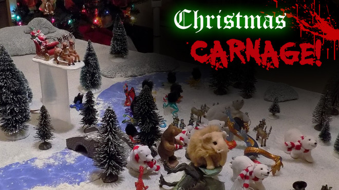 Christmas Carnage (Episodes I and II)
