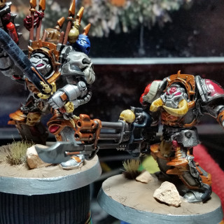 Chaos Terminators Progress Update 6