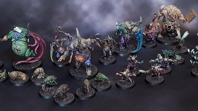 Maledrakh's all things Nurgle