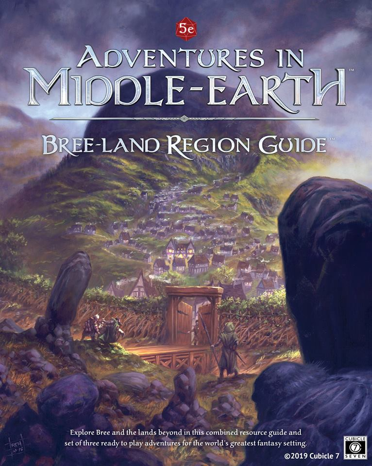 Bree-land Region Guide - Cubicle 7