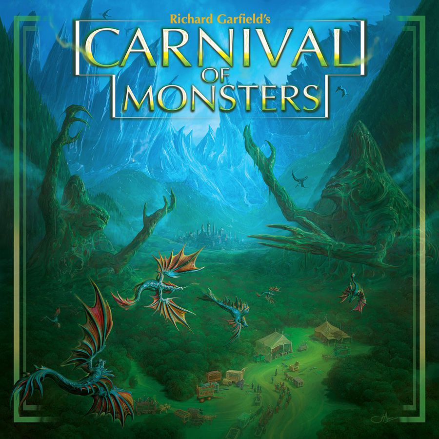 Carnival Of Monsters - Richard Garfield