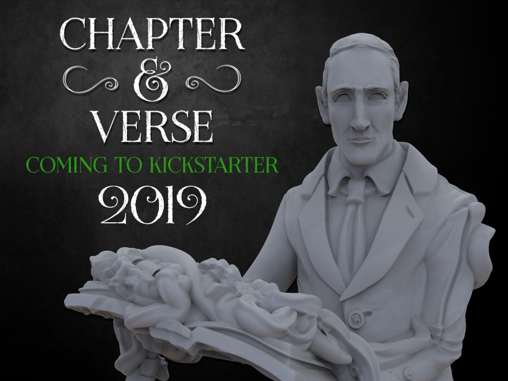 Chapter & Verse Main - Workhouse Games