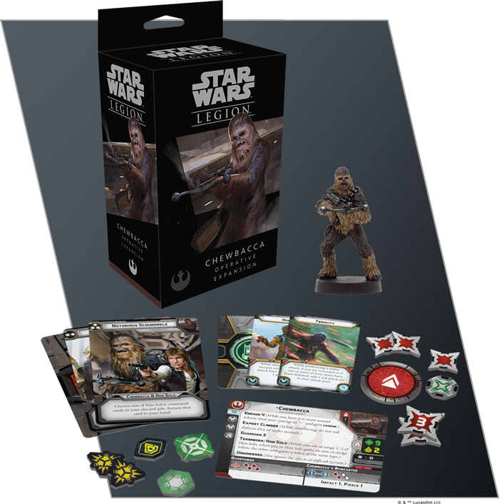 Chewbacca Expansion - Star Wars Legion