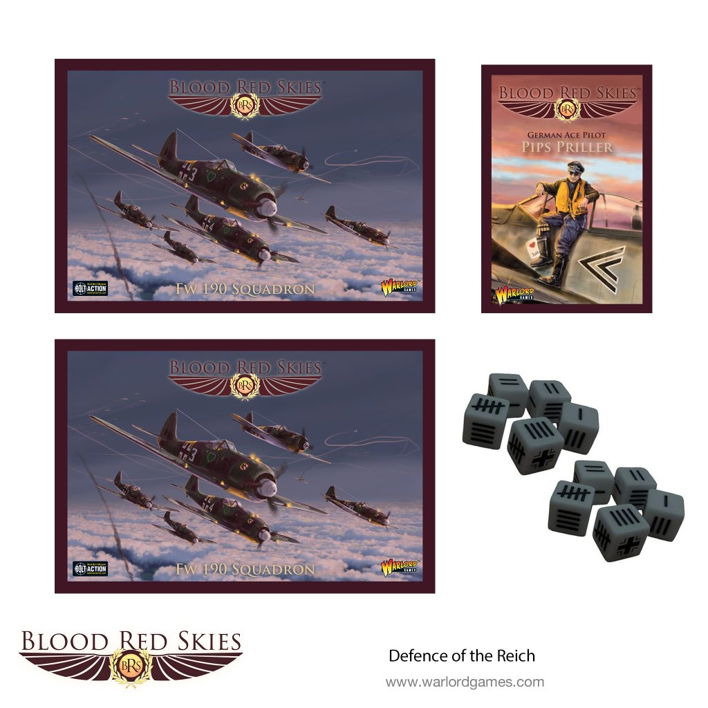 Defence Of The Reich Set - Warlord Games