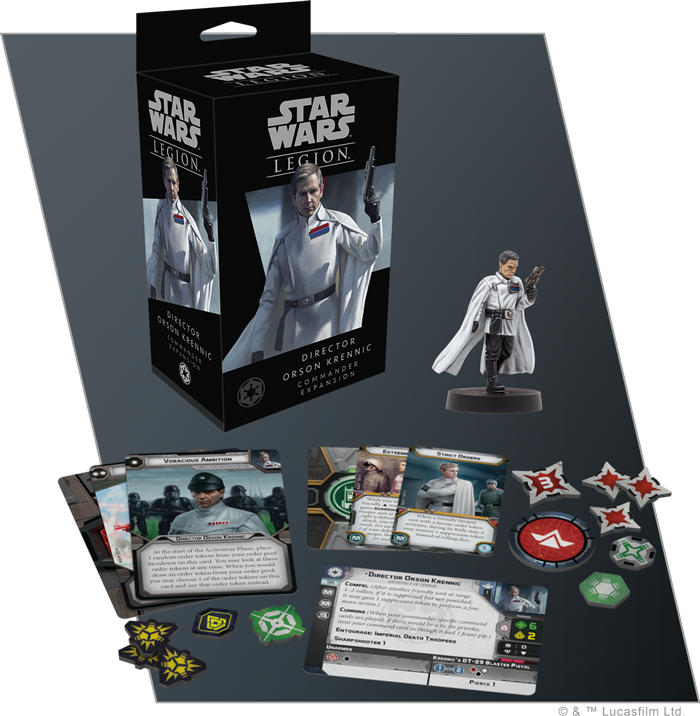 Director Orson Krennic - Star Wars Legion