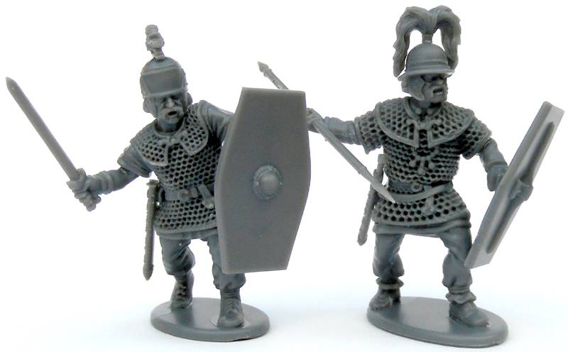 Gallic Armoured Warriors #2 - Victrix
