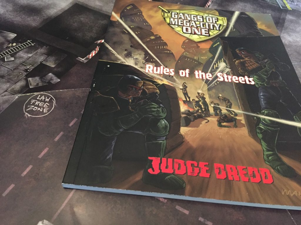 Gangs of Mega-City One, published in 2005