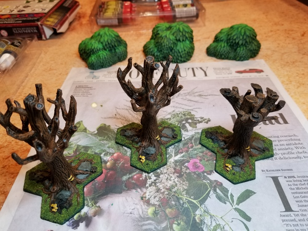 Gloomhaven Trees #2 by TheMightyLo