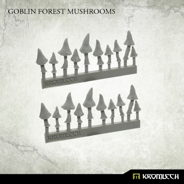 Goblin Forest Mushrooms - Kromlech