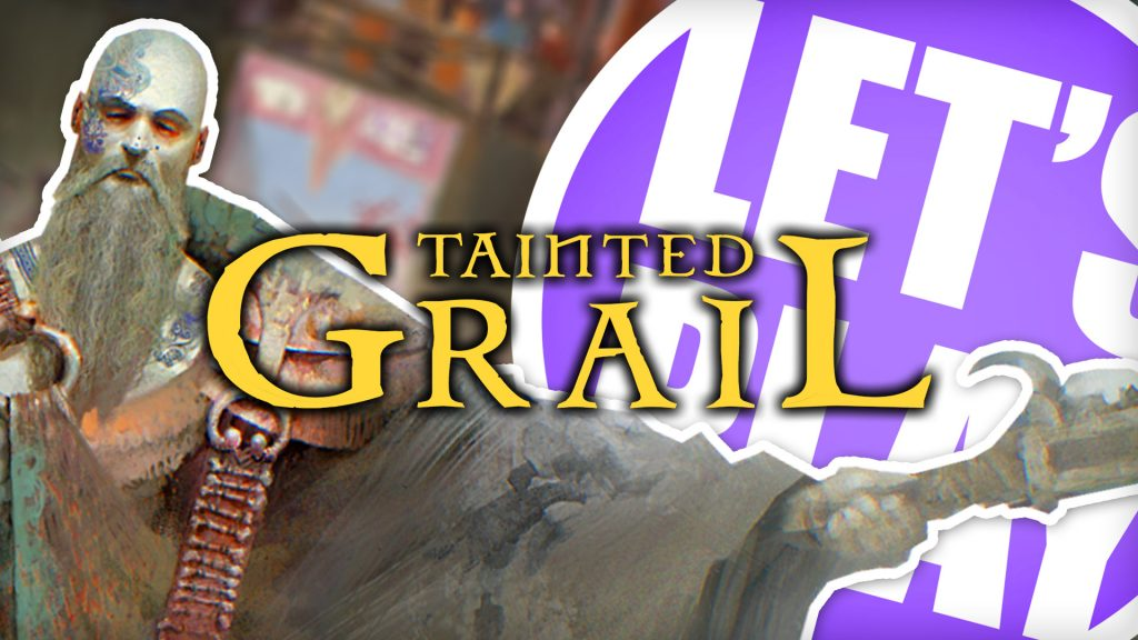 Let's Play: Tainted Grail by Awaken Realms