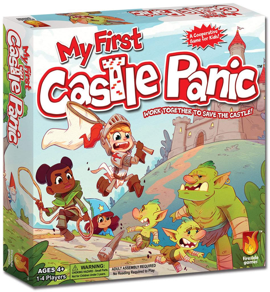My First Castle Panic - Fireside Games