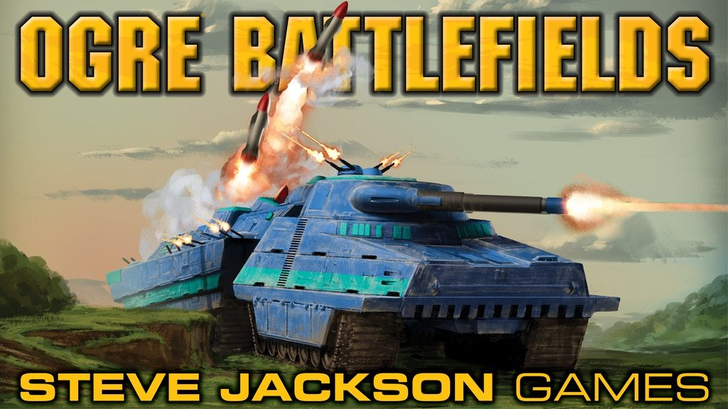 OGRE Battlefields - SJ Games