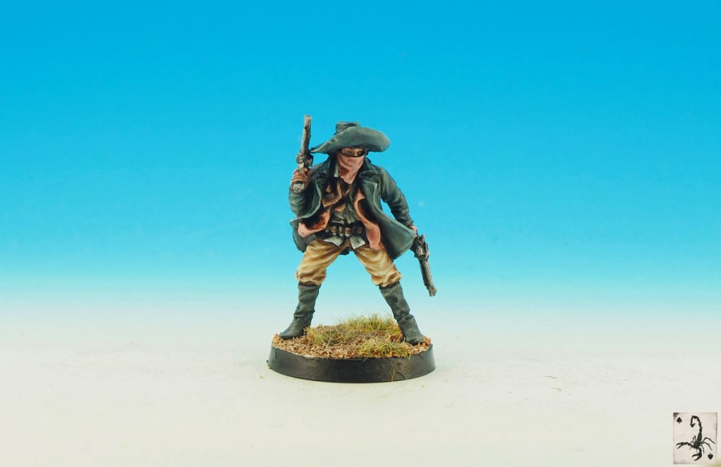 Outlaw Deputy - Black Scorpion Miniatures