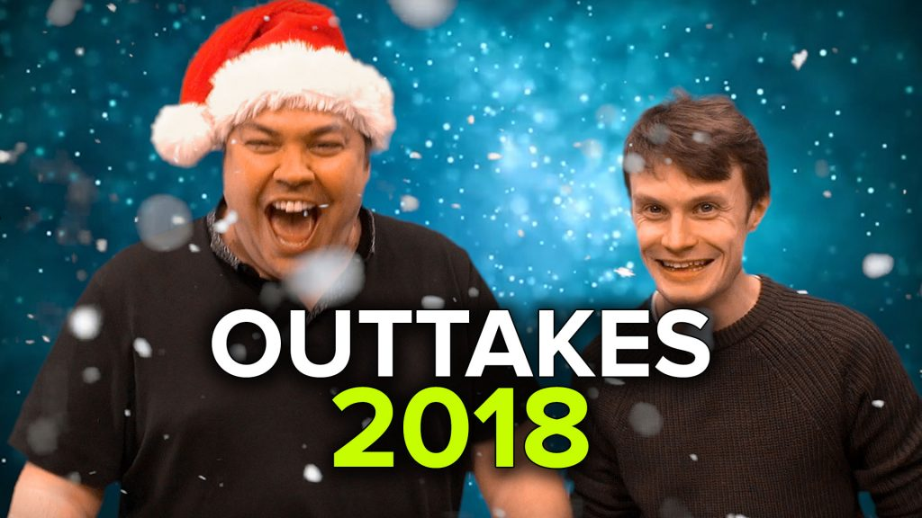Christmas Outtakes 2018