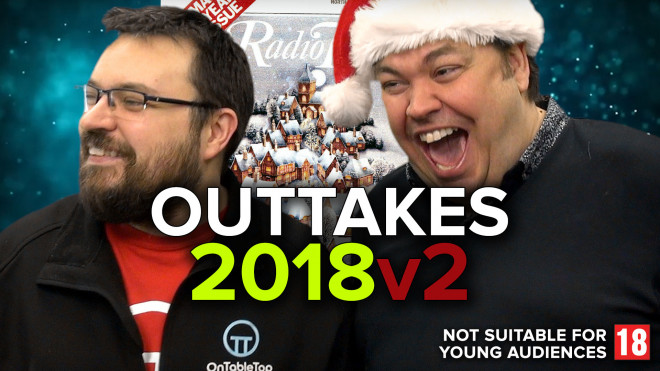 Christmas Outtakes 2018 Raunchy Edition