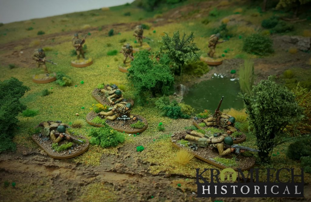 Polish Support Weapons - Kromlech Historical