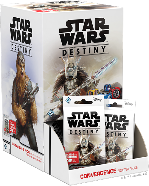 Star Wars Destiny Convergence - FFG