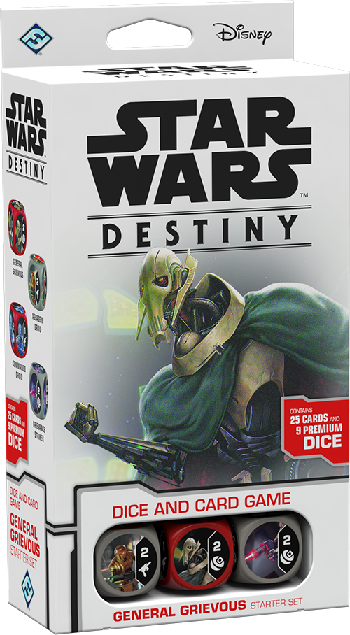 Star Wars Destiny General Grievous - FFG