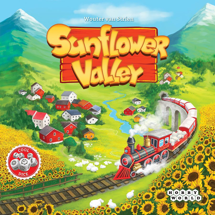 Sunflower Valley - Hobby World
