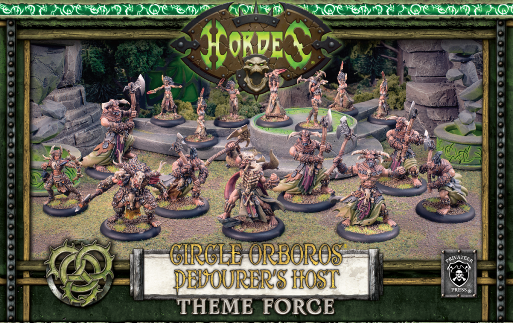 Tharn Theme Force Box - Privateer Press