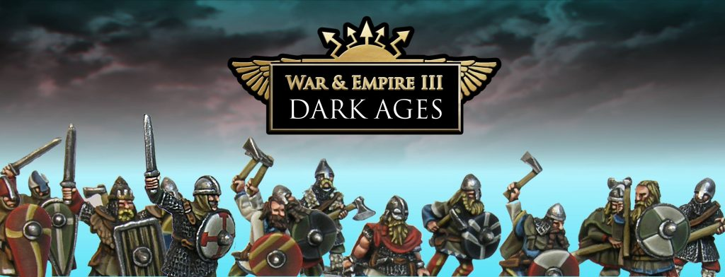 War & Empire III Dark Ages - Forged In Battle